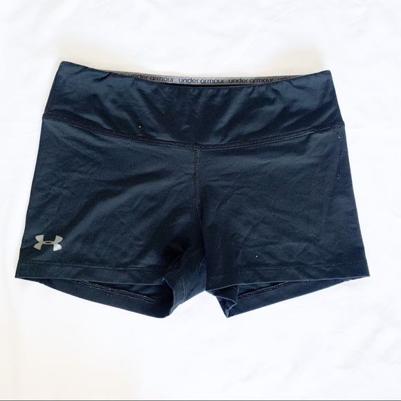 Under Armour Pants - Under Armour S Black Athletic Short